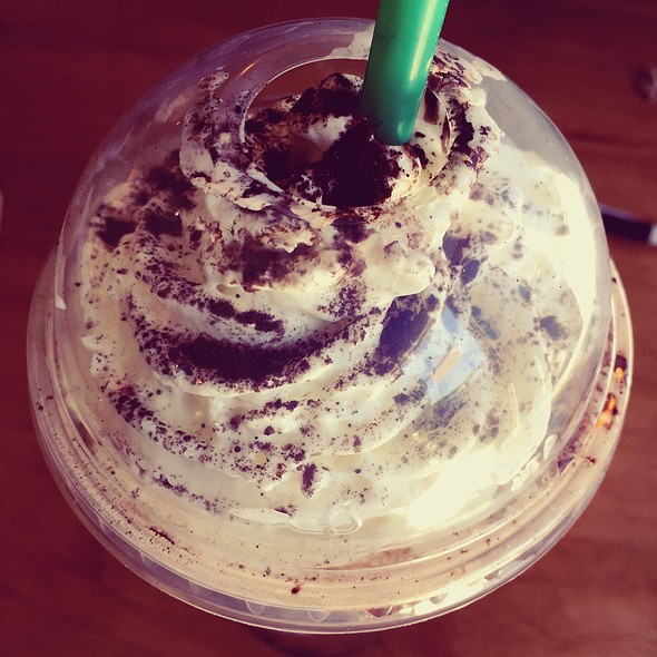 Midnight Mint Mocha Frappuccino