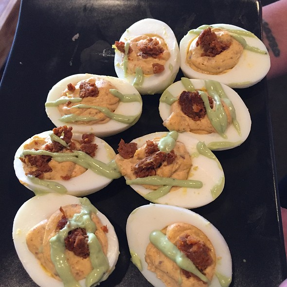 Deviled Eggs @ Battle Born Social
