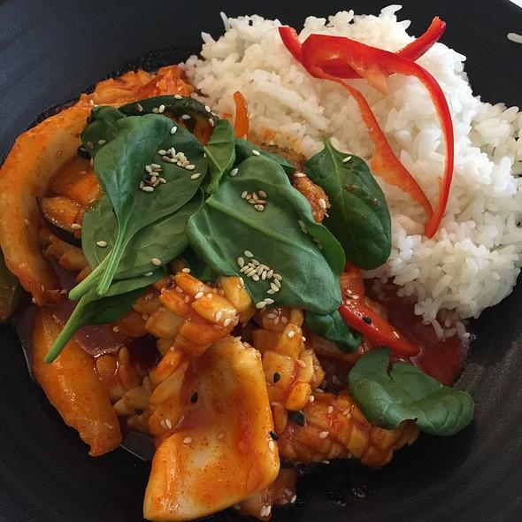 Spicy Squid - Ozinger Boku