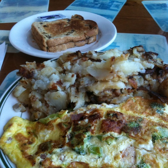 Omelette @ Daddypops