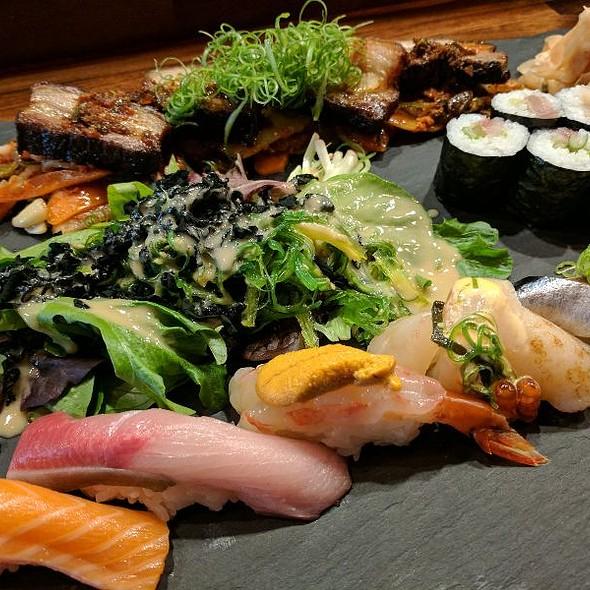 Sushi @ Restaurant Muramoto