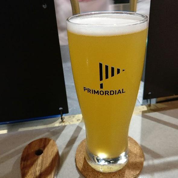 大山Gビール グランセゾン @ PRIMORDIAL CAFE&CRAFT BEER