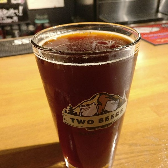 Smuttynose Coffe Brown Ale @ Cariage カリアゲ