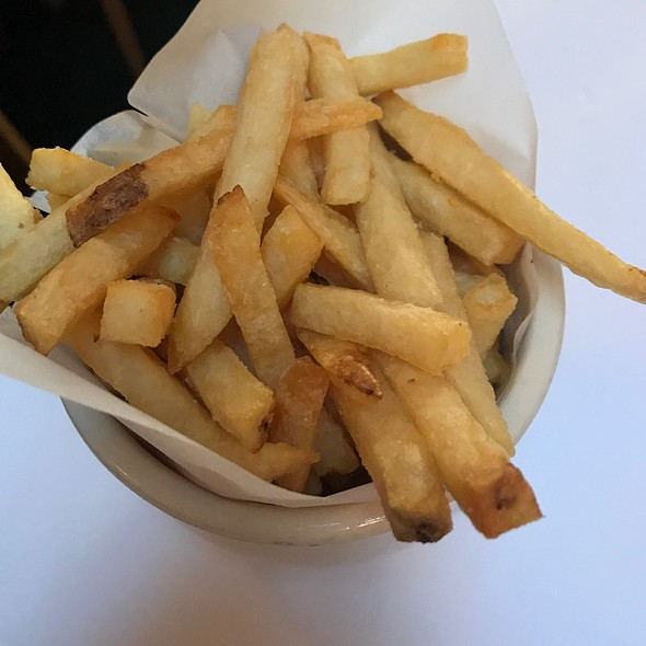 French Fries @ Hayes Street Grill