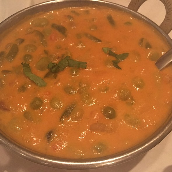 Navratan Korma @ chicago curry house indian cuisine