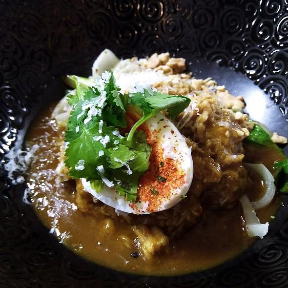 Curry ají de gallina @ TRIPEA