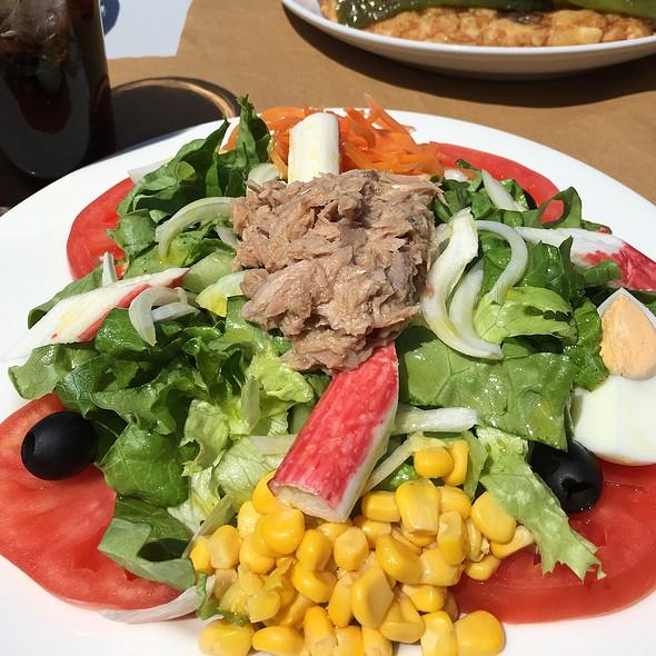 Mixed Salad @ Hotel Metrokua