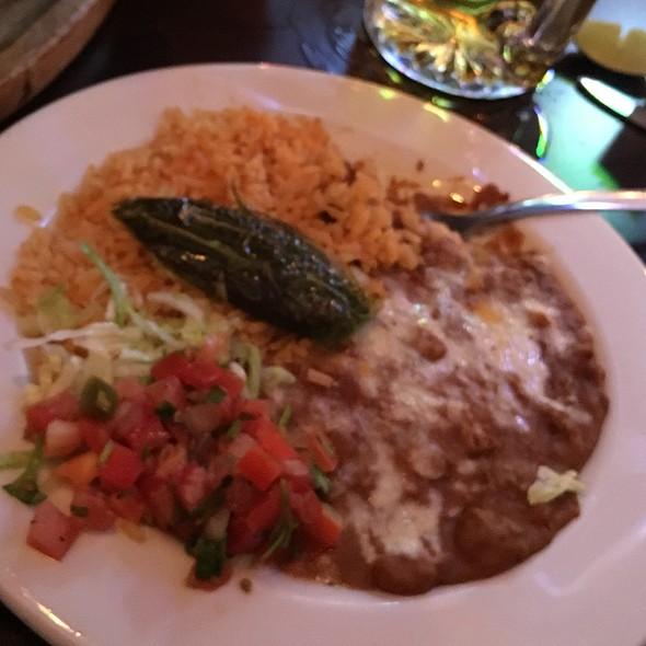 Beans & Rice  @ Juanchos