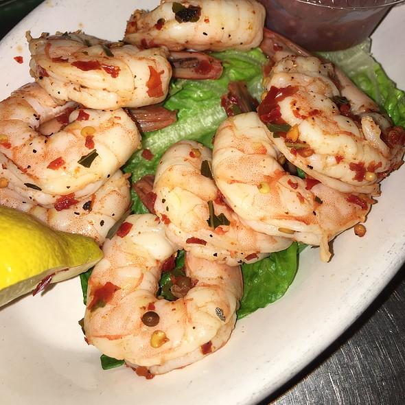 Spiced Shrimp Cocktail @ Southport Raw Bar