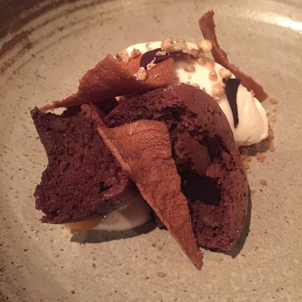 Chocolate Cake @ Boka