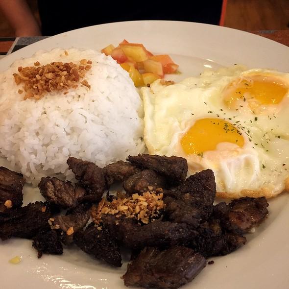 Batangas Beef Tapa