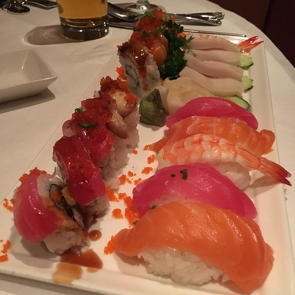 Sushi Combo For 1