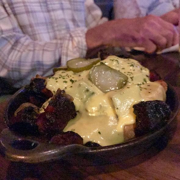Pastrami Hot Brown @ Bosscat Kitchen And Libations