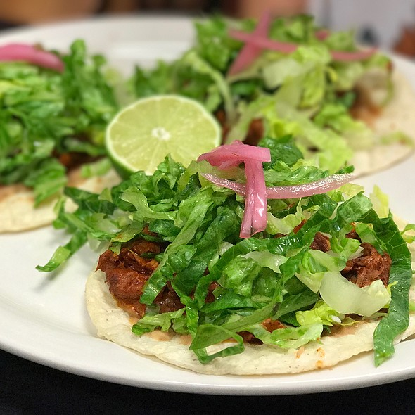 Panucho @ La Villa Mexican Grill