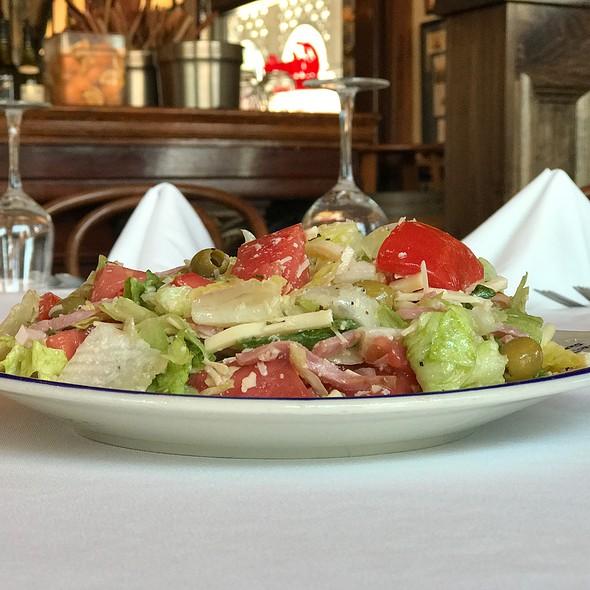 1905 Salad @ Columbia Restaurant: Ybor City