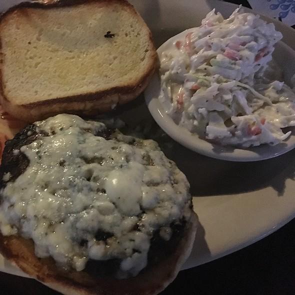 Blue Cheese Burger @ Ale Emporium