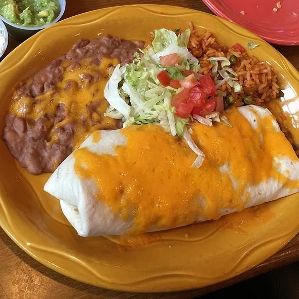 Refritos Burrito @ Gardunos