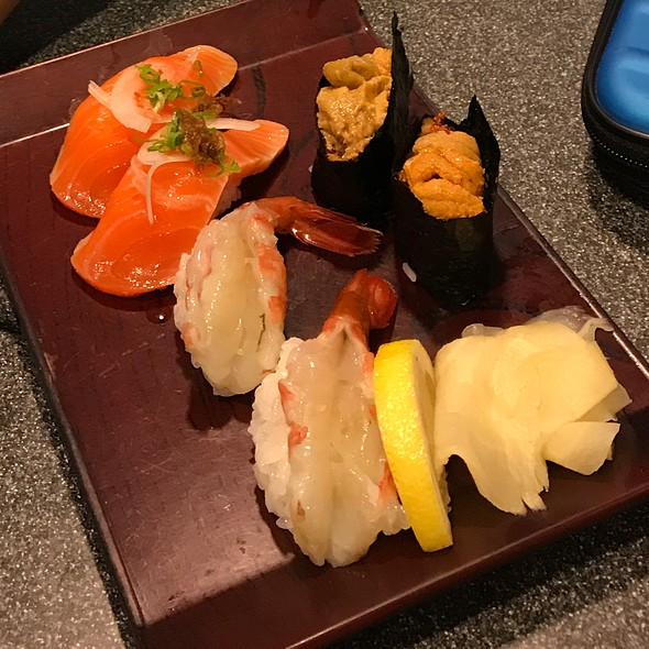 Sushi @ Yohei Sushi Restaurant
