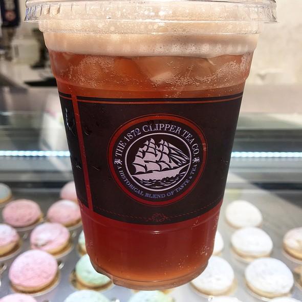 Singapore Sling Tea @ THE 1872 CLIPPER TEA CO.
