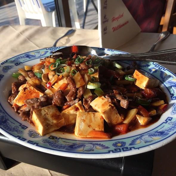 Mapo Tofu @ Tao Tao Ju