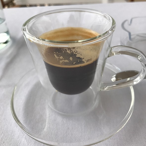 Cafe Negro (Black Coffee)