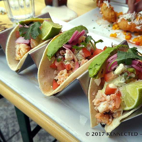 Fish Taco @ Harlem Tavern