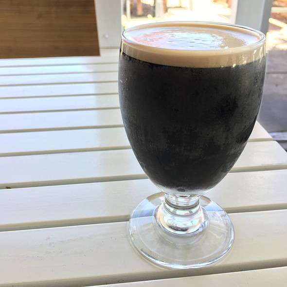 Nitro Cold Brew Coffee On Tap
