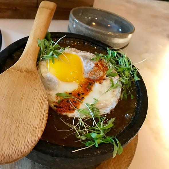 Thai Fried Rice Stone Pot