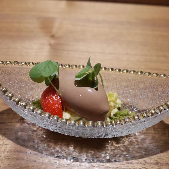 Chocolate and Creme brulee