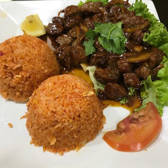 Lok Lak Beef