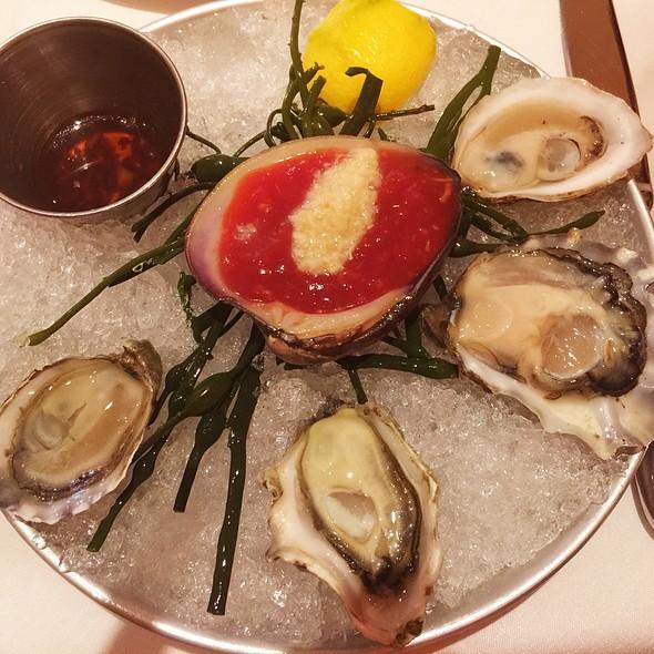 Oysters @ Aquagrill