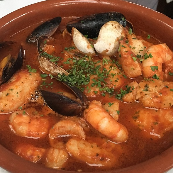 Seafood In Marinara