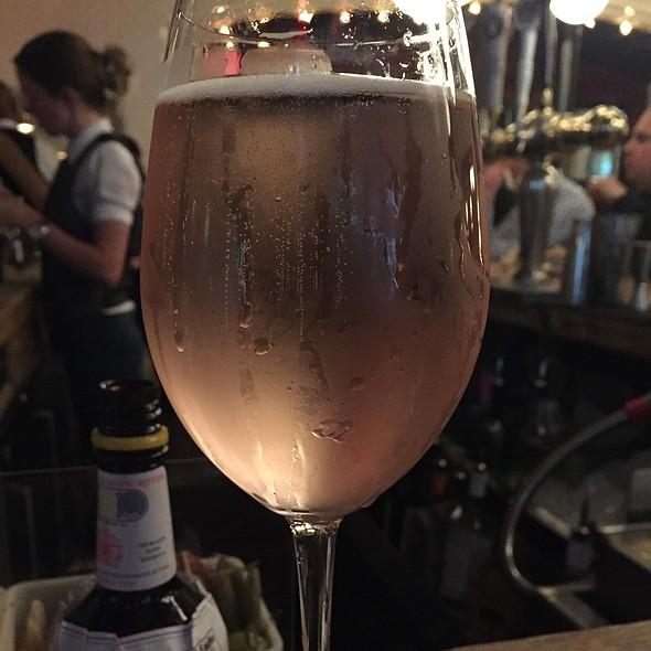 Dry Rose Cider