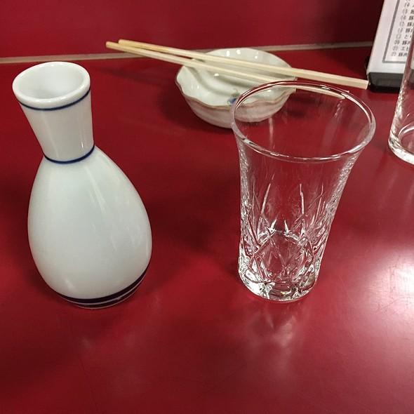 日本酒 @ 中華料理 海道