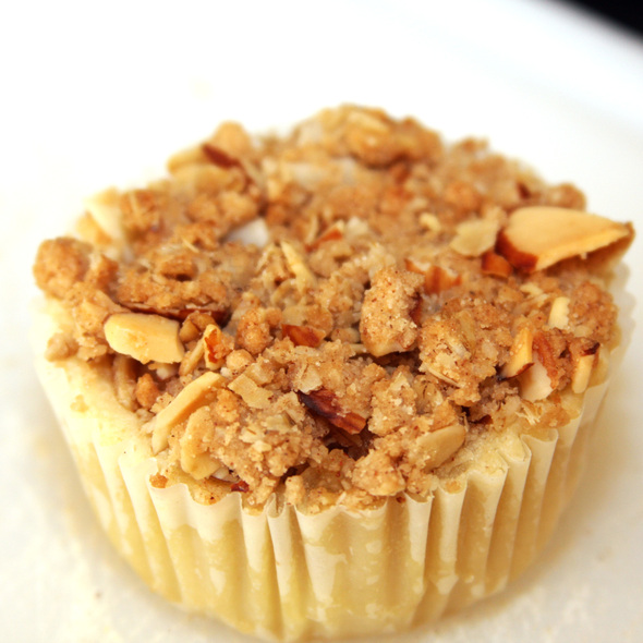 Apple Crumble Tart @ Signature Grill at the JW Marriott Starr Pass Resort & Spa