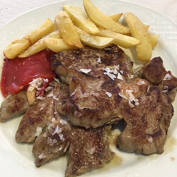 Entrecote @ Julen Restaurante