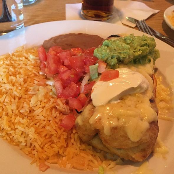El Original Burrito Don Juan @ Don Juan's Restaurant