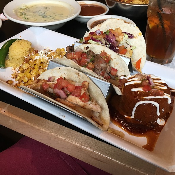 street tacos @ Blue Mesa