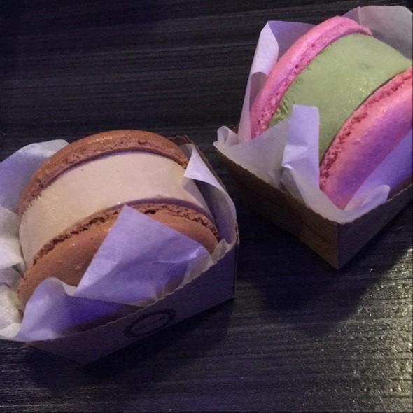 Macron Ice Sandwiches @ Gen Korean Bbq