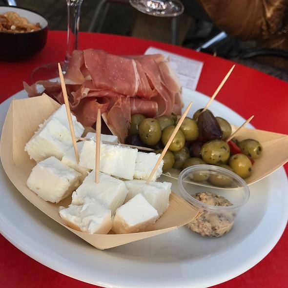 Appetizers Plate @ 'T Verschil