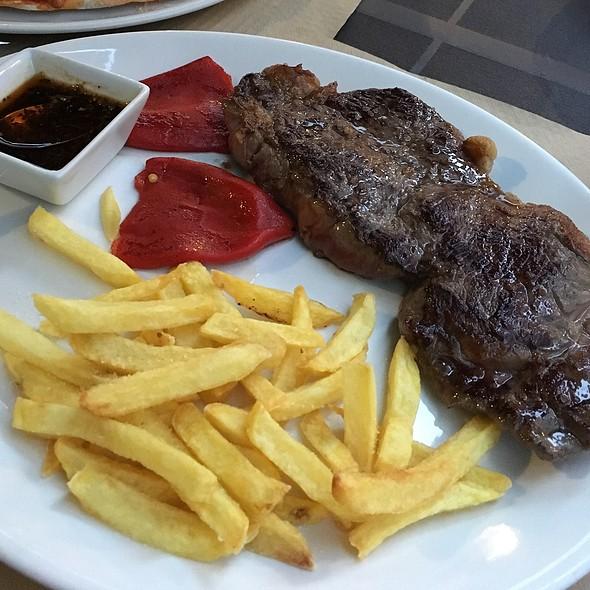 Entrecote @ Restaurante Mantxua