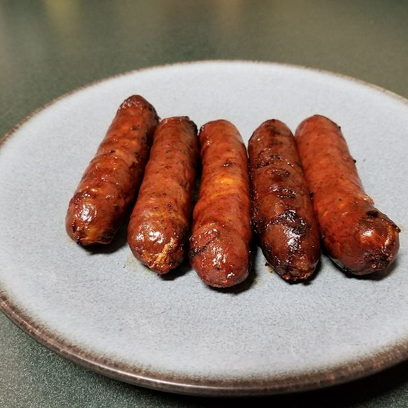 South Carolina Grass Fed Family Farm Beef Jalapeno And Cheddar Cheese Smoked Sausages