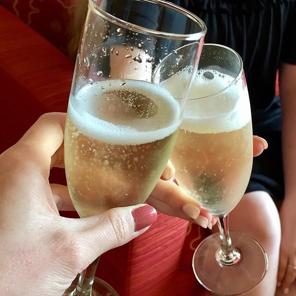 Champagne @ Home