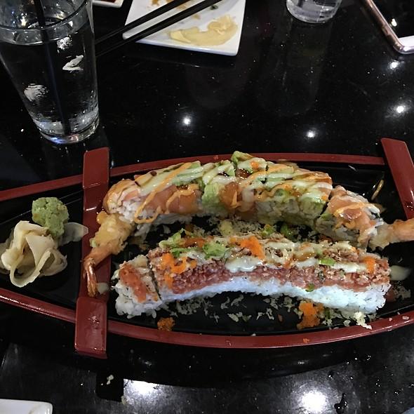 Sushi Boat @ Wasabi Sushi Bar