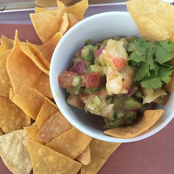 Shrimp & Avocado Campechana @ Fm Kitchen And Bar