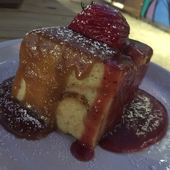 Bread Pudding @ Fm Kitchen And Bar