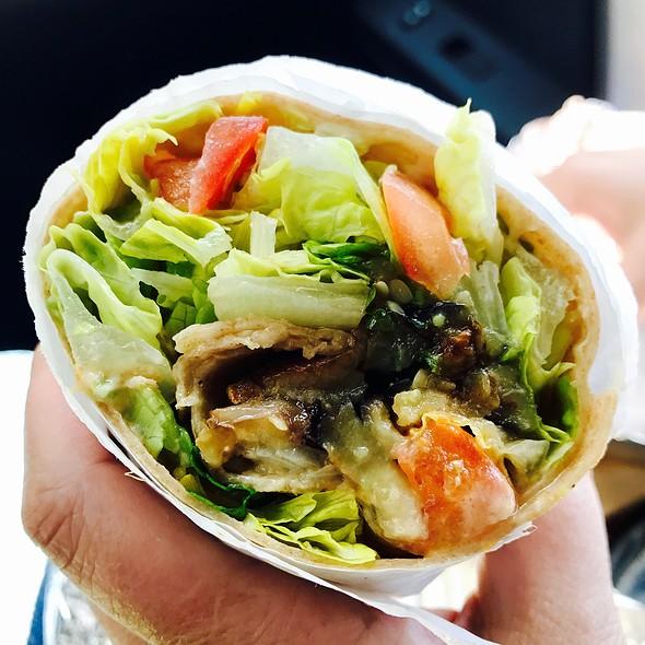 Grilled Veg Wrap