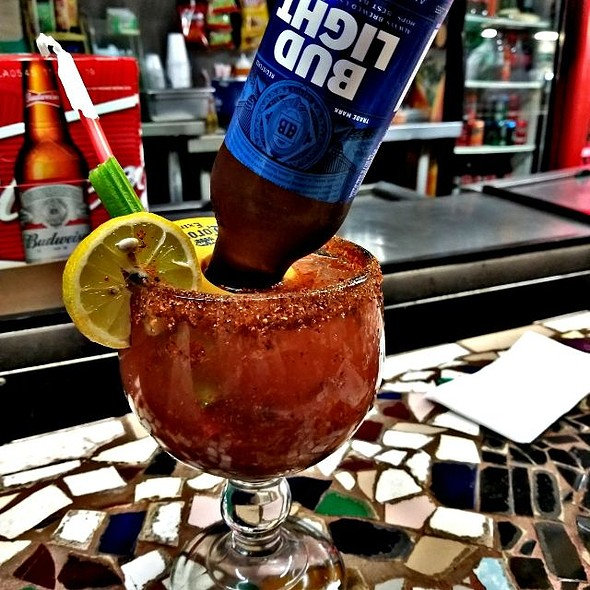 Michelada @ Food Court