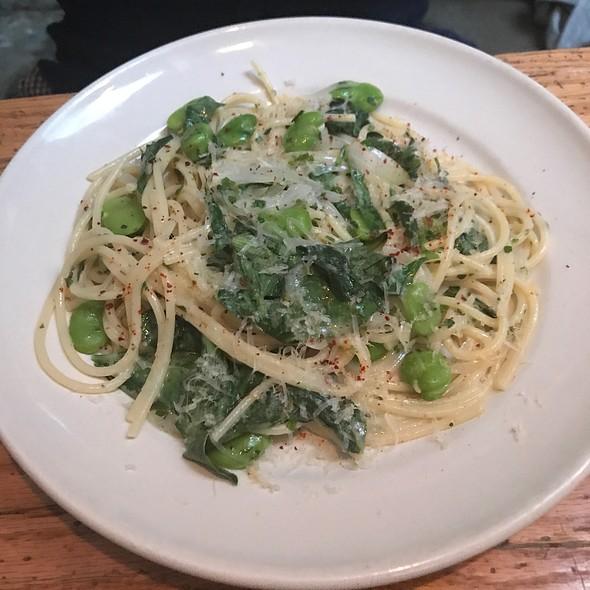 Spaghettii @ Bar Agricole