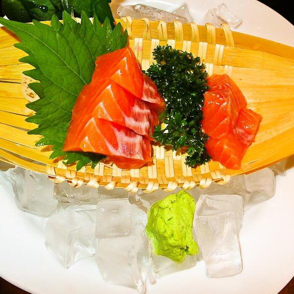 Salmon Sashimi @ Aji Kagu Ra